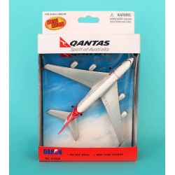 QANTAS A380 - Single Plane - Toy