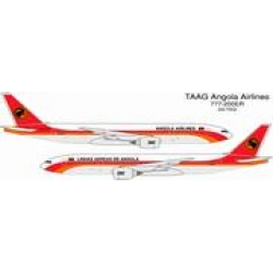 TAAG Angola Airlines 777-200 ER ~ D2-TED - 1/400