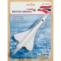 British Airways Concorde Pullback 2 Speed Action with Jet Sound