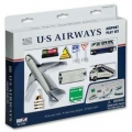 US Airways Airline Airport Playset