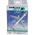 WestJet B737 Single Plane - Toy
